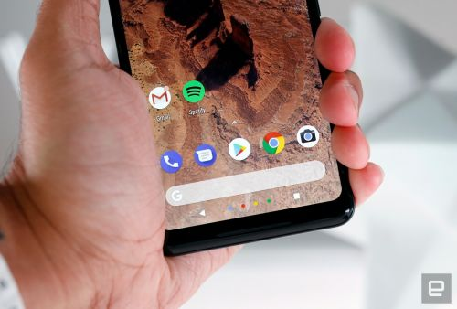 Less than 1 percent of Android phones are running Oreo