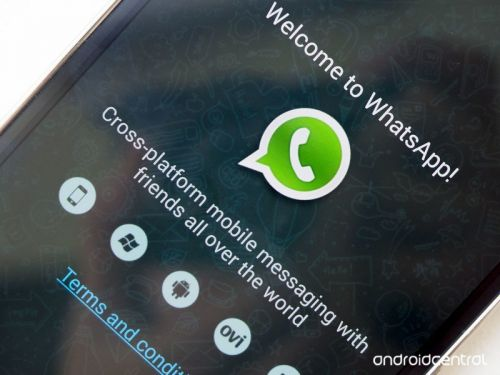 WhatsApp for Android may soon let you unlock with your face