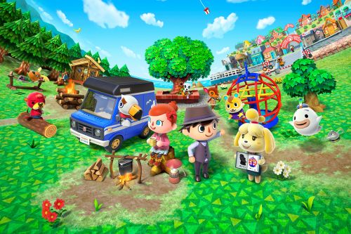 Animal Crossing Mobile Is Getting a Nintendo Direct Later This Week