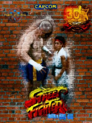 "Ryu and Sagat clash in fan-made ""Street Fighter: Rise"" from AWP Films, to celebrate Street Fighter's 30th Anniversary"
