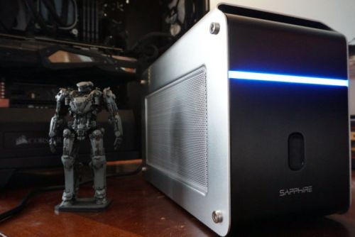 Sapphire Gearbox review: This affordable external GPU dock offers handy expansion options