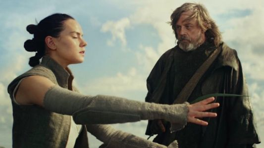 Director Rian Johnson Hilariously Responds to STAR WARS Fans Pushing For a Remake of THE LAST JEDI