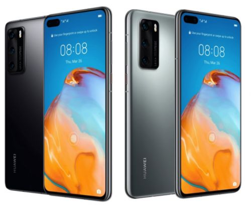 The Huawei P40 series is official: Exciting new design and class-leading cameras