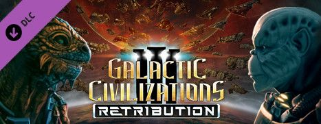 New DLC Available - Galactic Civilizations III: Retribution Expansion, 10% off!