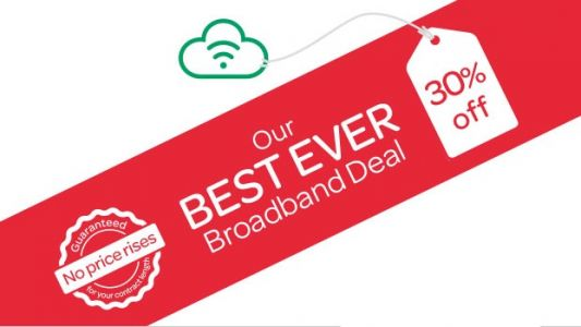 Get TalkTalk broadband for only £17 per month - the UK's cheapest internet deal