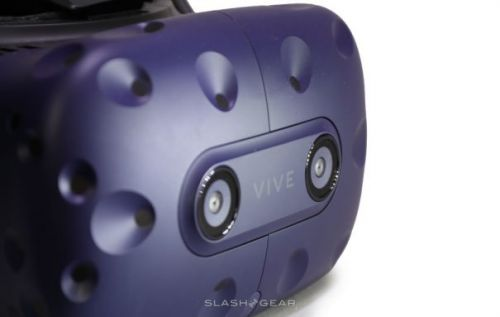 HTC Vive Pro update brings finger tracking to VR