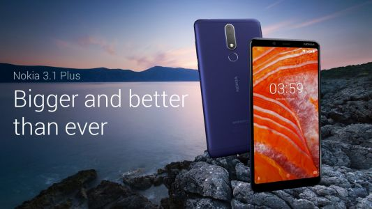 HMD Global launches Nokia 3.1 Plus and 8110 4G 'banana' phone in India