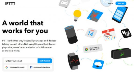 41 cool and useful IFTTT applets