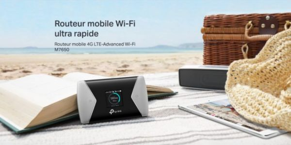 Bon plan:  le routeur Wi-Fi Mobile de TP-Link bradé sur Amazon
