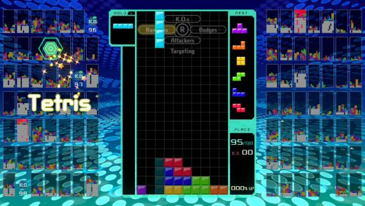 Tetris 99 Review - I've Got 99 Problems And You're One Of Them