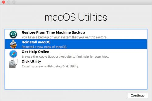 Can't erase your Mac's startup disk? Try Internet Recovery as a last resort