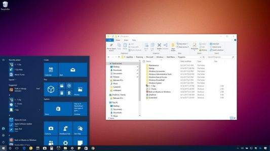 How to add app shortcuts to the Start menu manually on Windows 10
