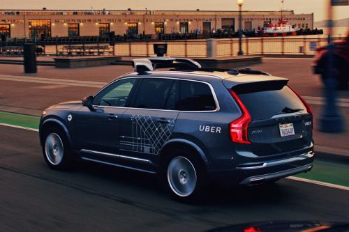 Uber suffered from self-driving car problems before Sunday's fatal crash