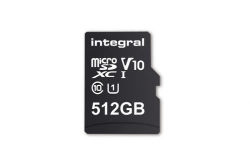 Integral Memory's new 512GB microSD card is the biggest microSD card yet