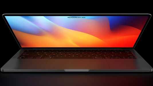 These new MacBook Pro M1X renders are getting us super-excited