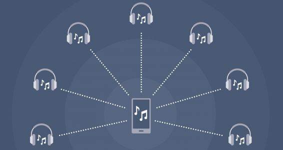 Qualcomm's Snapdragon 845 streams music to multiple Bluetooth devices