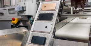 Apple reveals 'Daisy' robot to recycle old iPhones ahead of Earth Day