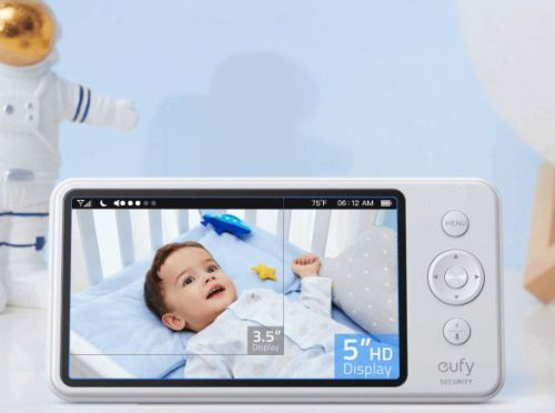 The best baby monitor we've ever tested is on sale for $30 off right now