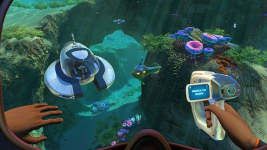 "Weekend Warrior - We're ""Diving"" Into Subnautica"