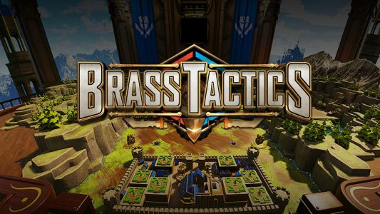 Give Brass Tactics on Oculus Rift a try for free this weekend