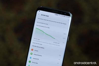 How's the battery life on your Galaxy S8 or S8+?