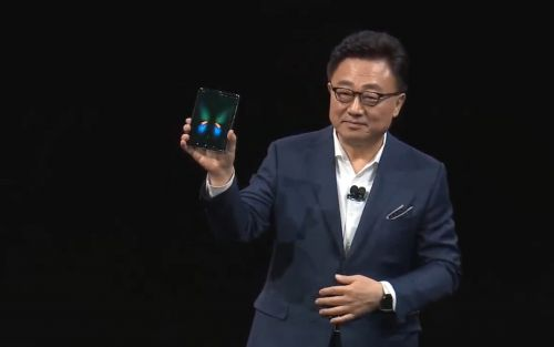 Samsung's £1,800 folding phone is breaking after two days