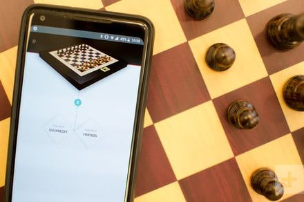 This chessboard isn't haunted, it just moves the pieces on its own