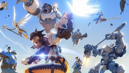 Overwatch's incoming Role Queue will be a massive change