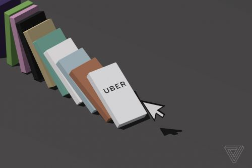 The Verge 2017 tech report card: Uber