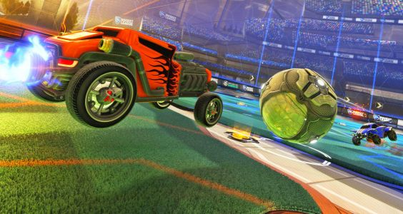 The rarest 'Rocket League' items only drop 1 percent of the time