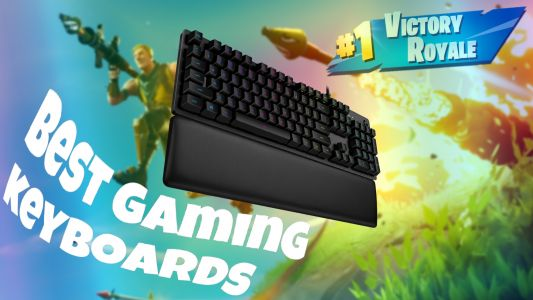 The best gaming keyboards for Fortnite