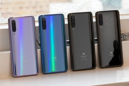 Xiaomi Mi 9 Pro 5G has two colours - maximum configuration is 12GB+256GB
