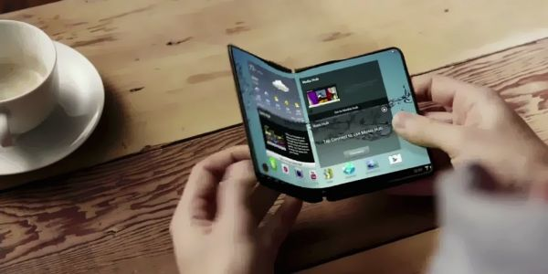 Samsung is reportedly planning to release its foldable Galaxy X smartphone later this year