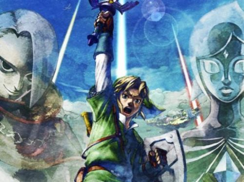 The Legend of Zelda: Skyward Sword might be coming to Nintendo Switch