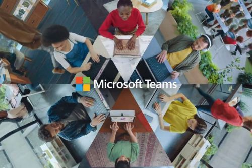 Microsoft puts the pressure on Slack with first TV ad for Microsoft Teams