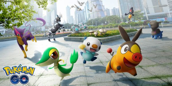 'Pokemon Go' will add Gen 5 Pokemon from the Unova region later today