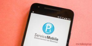 City of Montreal launches updated version of mobile parking app