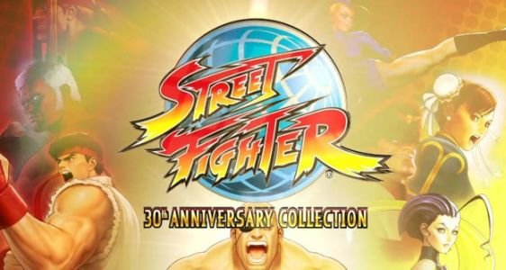 Get a closer look at the Street Fighter 30th Anniversary Collection in action, thanks to PlayStation Underground