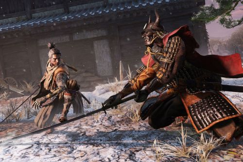 Dark Souls creator Hidetaka Miyazaki on changing direction with Sekiro: Shadows Die Twice