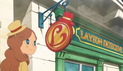 Next 'Layton' game is coming to Android and iOS before 3DS