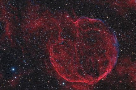 Is it a bird? Is it a plane? No, it's a super speedy pulsar
