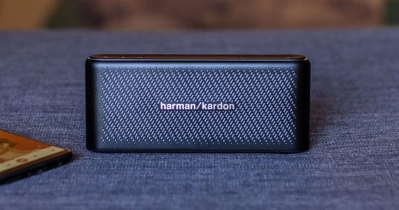 Harman Kardon's $150 Traveler speaker puts detailed sound - and a spare battery - in your pocket