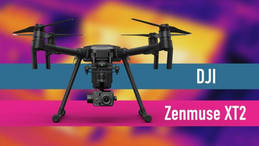 DJI launches Zenmuse XT2: The drone camera that saves lives