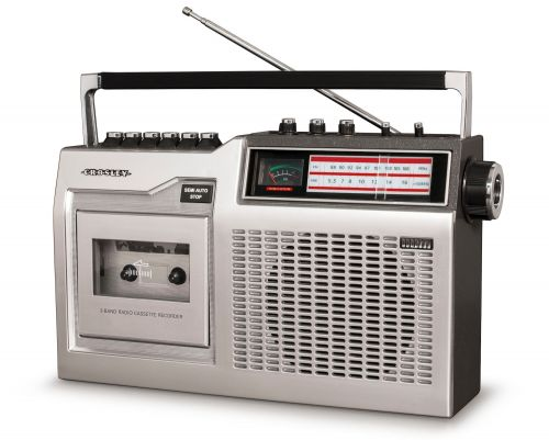 Cassette decks from Crosley take aim at tape-hoarding nostalgia-seekers