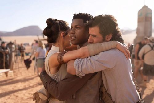 STAR WARS: EPISODE IX Trailer Rumored to Debut in April