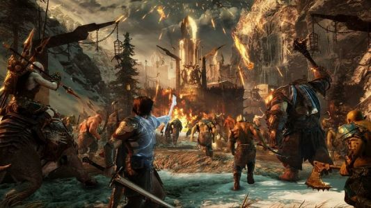 See how Middle-earth: Shadow of War on Xbox One X stacks up to PS4 Pro