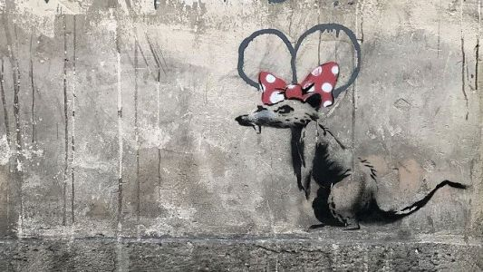 New Banksy artworks discovered in Paris