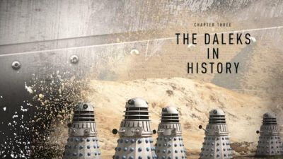 Exterminate Ignorance With 'Untold History' of Daleks