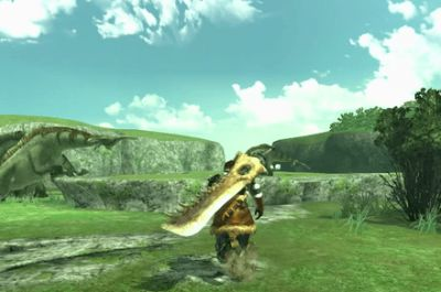 Localization, please? Capcom reveals 'Monster Hunter XX' for Switch
