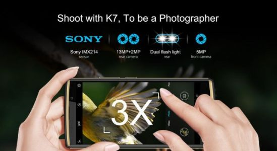 Sample photos from the camera of the new OUKITEL K7